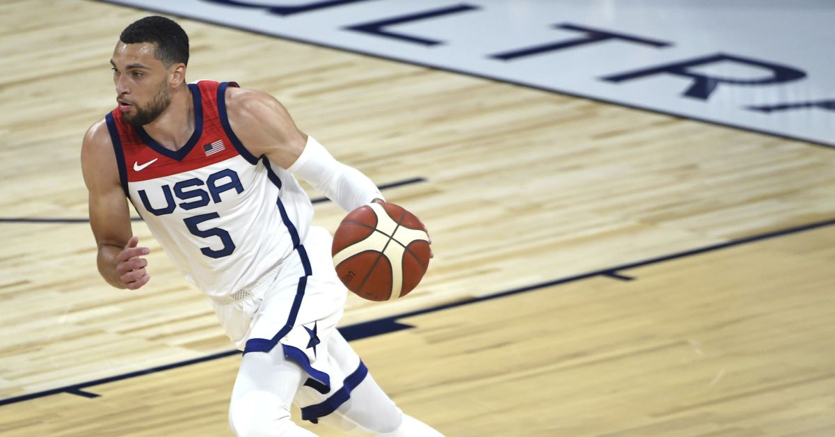 Olympics men's basketball semis are wide open with US, three unbeaten teams 1