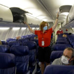 TSA extends into January mask rule for airline passengers 8