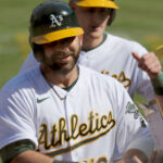 With A's DH Moreland placed on 10-day IL, Davis' path back to Oakland opens 6