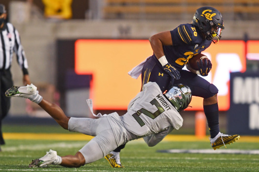 Cal depth chart features a surprise at running back ahead of opener vs. Nevada 1