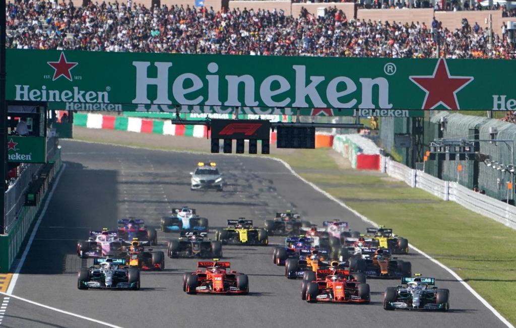Japanese Grand Prix canceled because of coronavirus pandemic 1