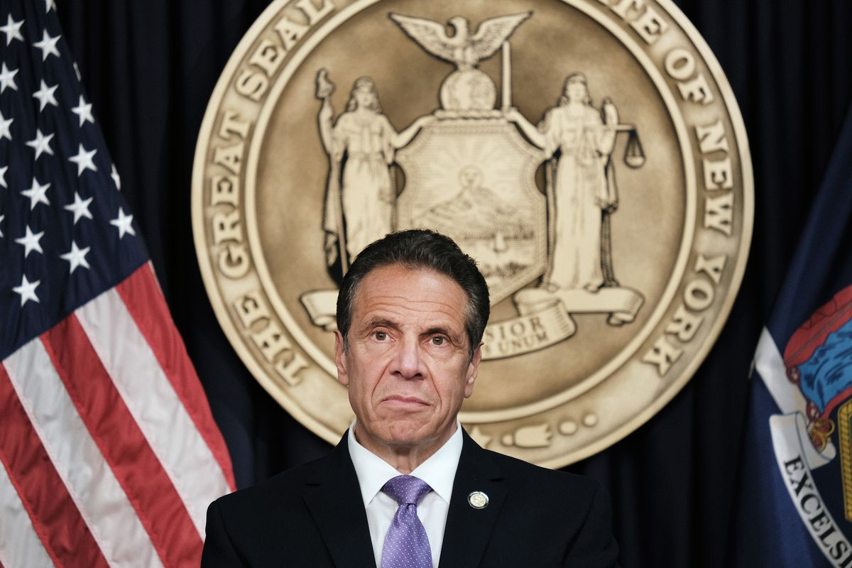 Cuomo files retirement paperwork with comptroller's office as Hochul sits down with de Blasio 1