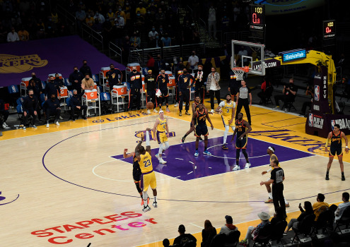 Warriors-Lakers reportedly set for NBA Opening Night in play-in game rematch 1