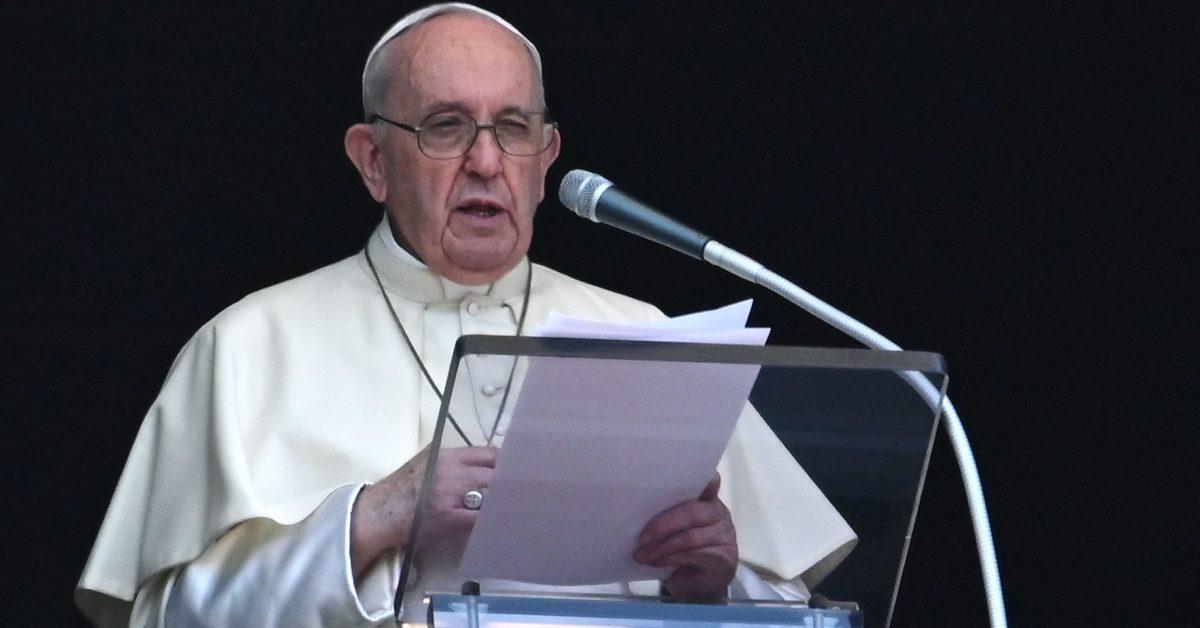 Pope urges world to get vaccinated against coronavirus 1