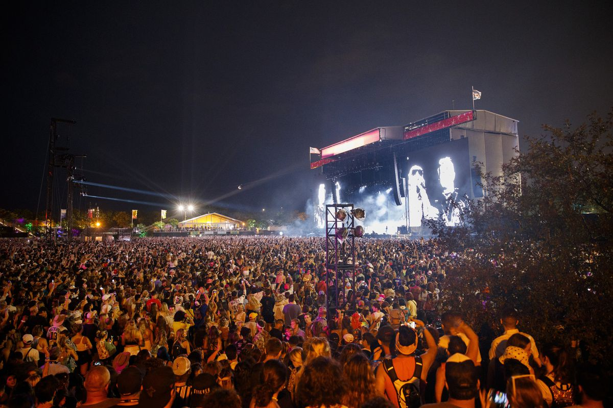 If you went to Lollapalooza, get a COVID-19 test this week, Champaign-Urbana health department asks local residents 1