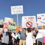 Jeffco parents protest mask mandate for students ages 3-11 7