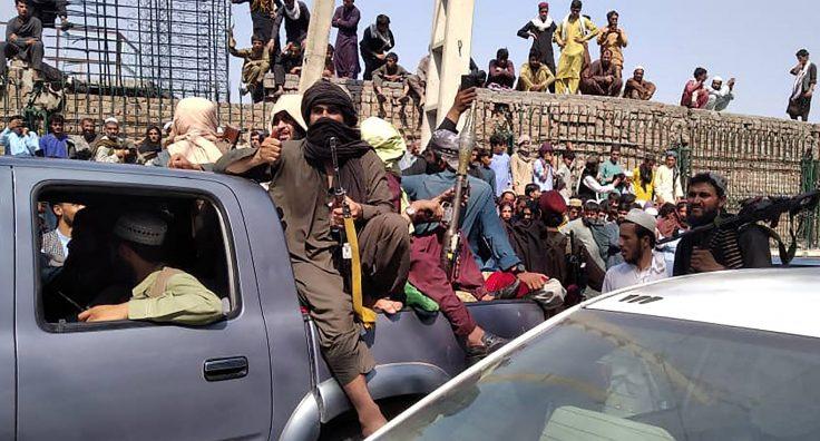 At Least Three Killed After Anti-Taliban Protests 1