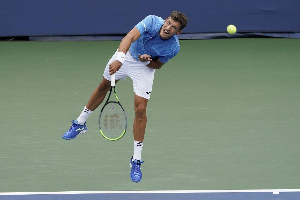 UCLA-grad Maxime Cressy pulls off stunning upset at US Open 1