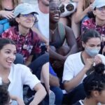 [VIDEO] Hygiene Theater: AOC Puts Mask on for Selfie, Takes It Right Back Off 7