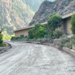 CDOT closes, quickly reopens I-70 in Glenwood Canyon after flash flood threat 15