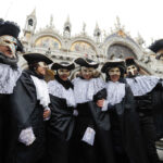 No stranger to plagues, Venice opens film fest with caution 5