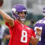 Cousins returns to Vikings quarterback room after quarantine 6