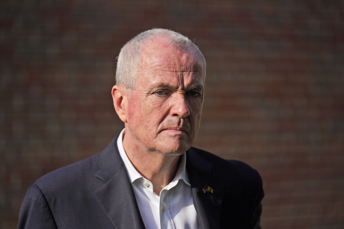New Jersey Gov. Murphy calls out 'ultimate knuckleheads' protesting life-saving vaccinations 1