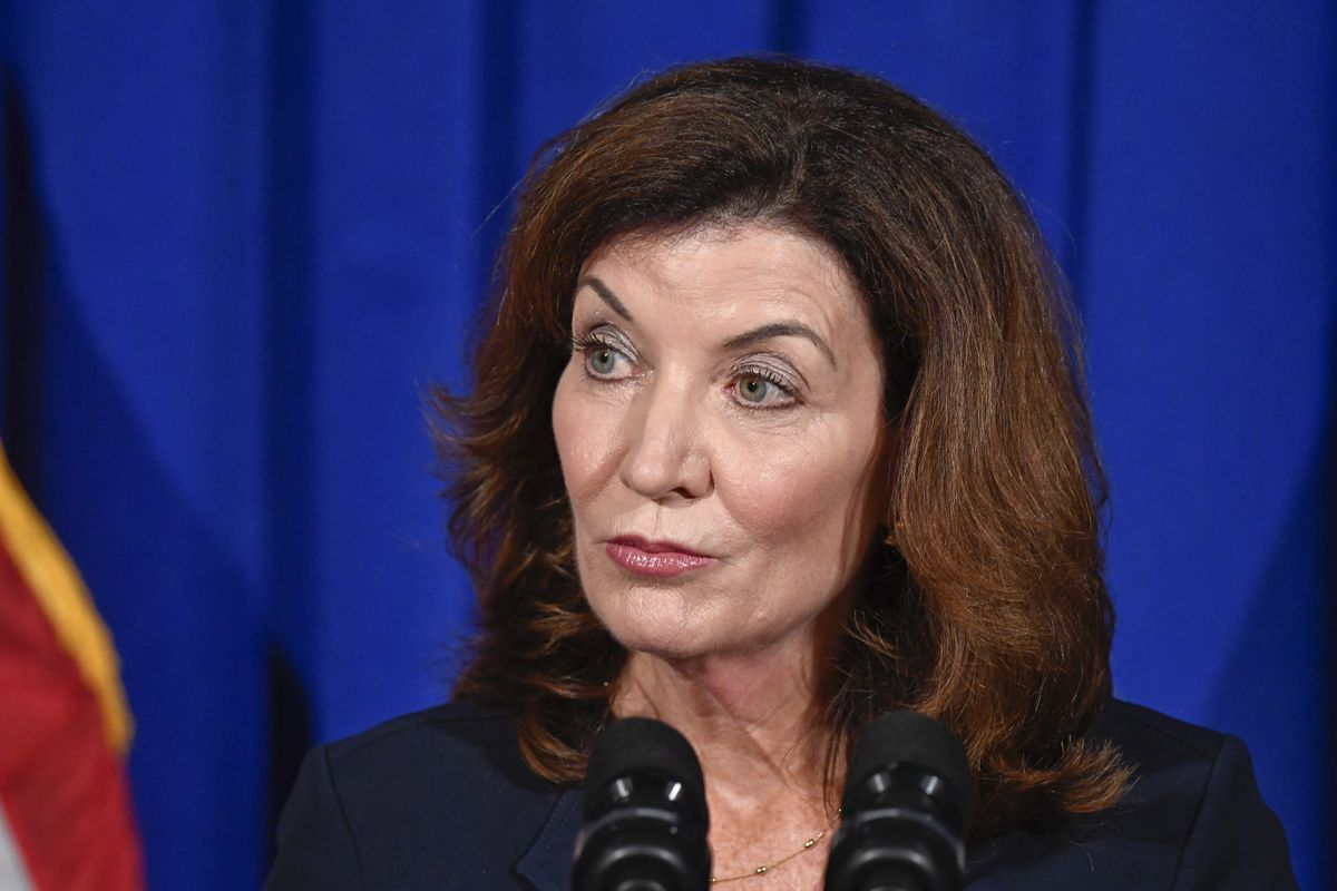 New York State may have power to enact mask mandate at schools, Hochul hints 1