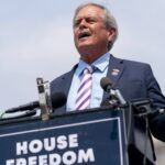House lawmaker suing Pelosi over mask rule says he has COVID 6