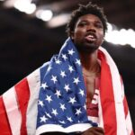 After Earning a Bronze, Lyles Opens Up About Mental Health 5