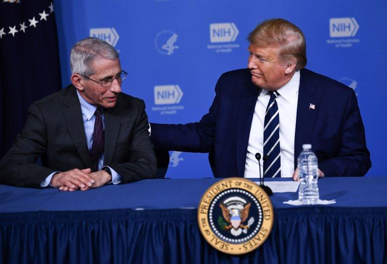 Dr. Fauci Praises Trump for 'Wise Investment' in COVID-19 Vaccine Development 1