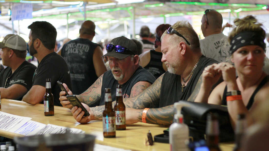 The Sturgis Motorcycle Rally Is Coming Back Despite The Ongoing Coronavirus Pandemic 1