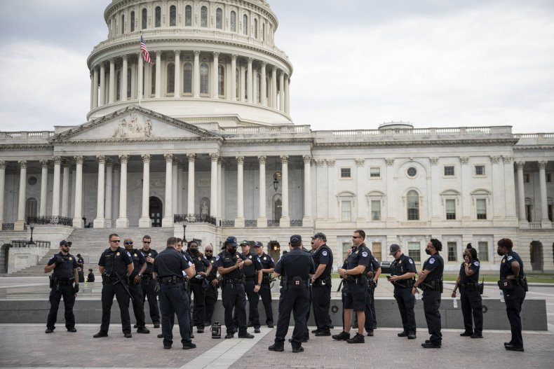 Police in D.C. Concerned About September 'Justice' Rally for Charged Capitol Rioters 1