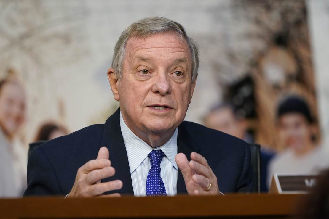 What Is He Trying to Hide? Sen. Durbin Refuses to Reopen Hearings on Biden ATF Nominee Accused of Racism 1