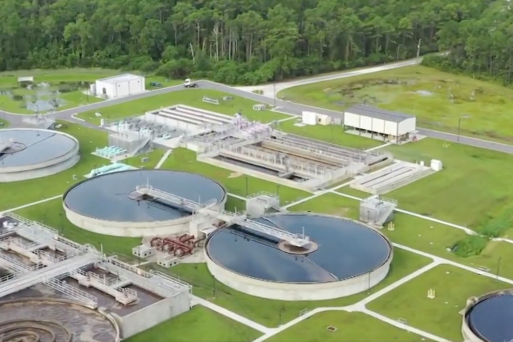 'Concerning' levels of COVID-19 detected in Florida county wastewater, officials say 1