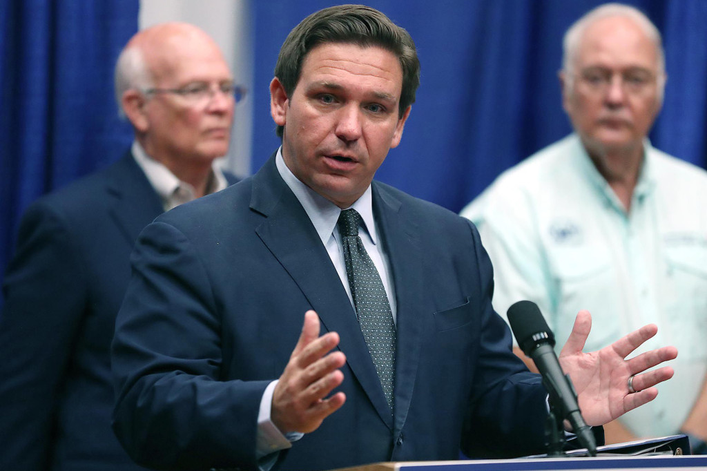 Florida withholds money from schools over mask mandates 1