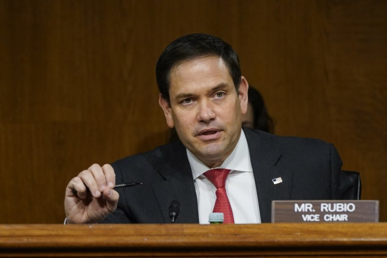 'Stop With the Mask Fetish': Marco Rubio Urges Vaccinations Amid COVID Surge 1