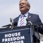 Ralph Norman, GOP lawmaker suing Nancy Pelosi over mask rule, has 'breakthrough' COVID case 7