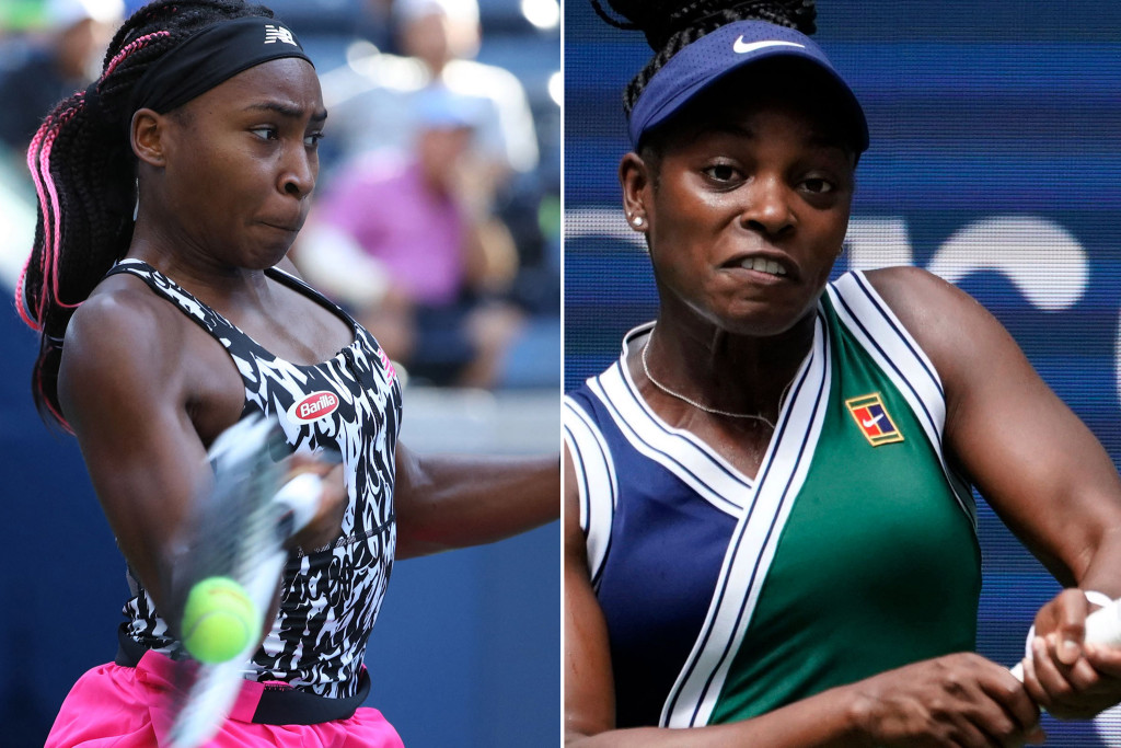 Coco Gauff-Sloane Stephens early matchup a loss for US Open 1