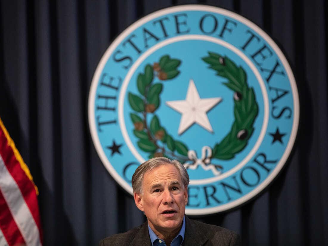 Texas Gov. Greg Abbott Tests Positive For COVID-19 1