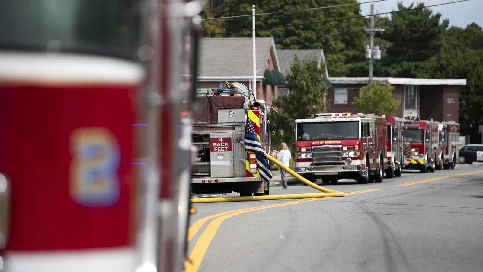 A firefighter claimed he had COVID-19 and took weeks off. But he allegedly went to a resort. 1