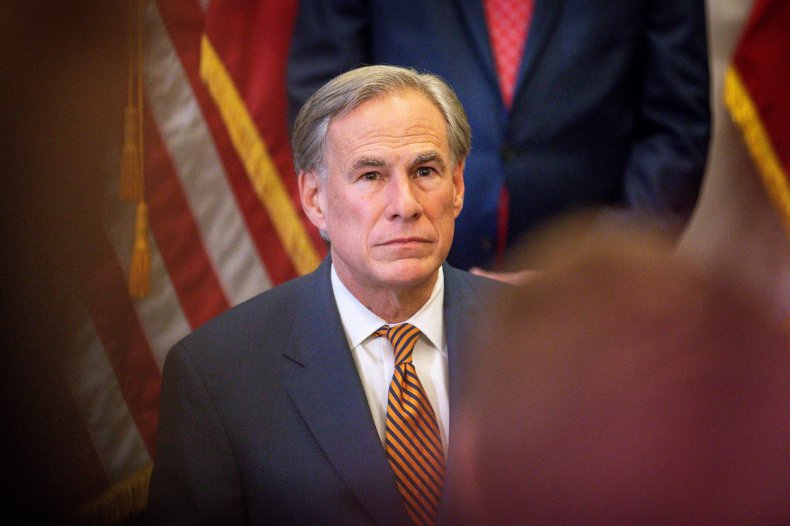 Texas Governor Greg Abbott Tests Positive for COVID-19, Is Being Treated With Regeneron 1