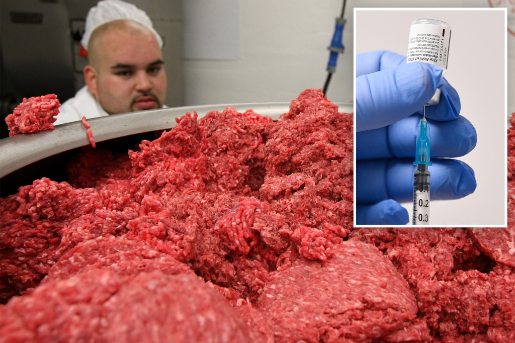 A year's supply of free meat is the latest COVID-19 vaccine bribe 1