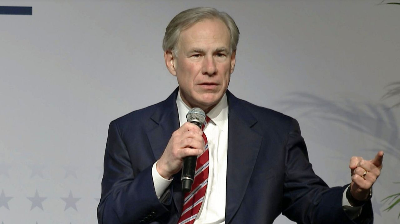 Texas Gov. Abbott tests positive for COVID-19, in 'good health' 1