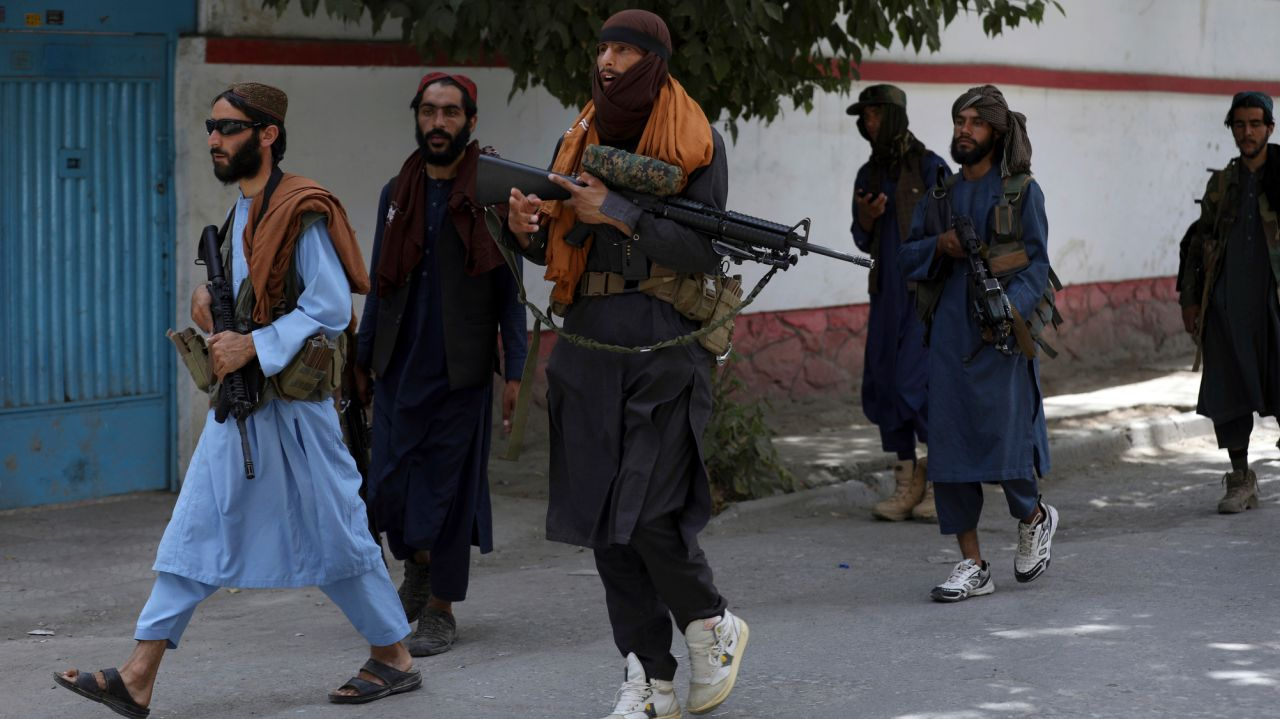 Official: 1 killed, 6 wounded as Taliban break up protest 1
