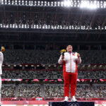 Shot Putter's Gesture Renews Controversy over Podium Protests at Tokyo Games 3
