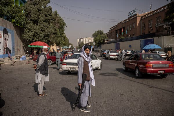 Afghanistan Live Updates: Taliban Meet Public Protest With Violence 1