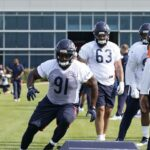 Four Bears remain on reserve/COVID-19 list 5