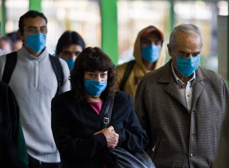 New Mexico Governor Launches New Mask Mandate as Hospitalizations Rise Nearly 90 Percent 1