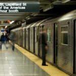 Ryan Bartels Identified as Subway Anti-Masker Who Repeatedly Yelled '1776' at Old Woman 7