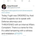 Texas Rangers May Be Investigating Witness Tampering Allegation Against Travis County's DA in Austin Protest Shooting Case 5
