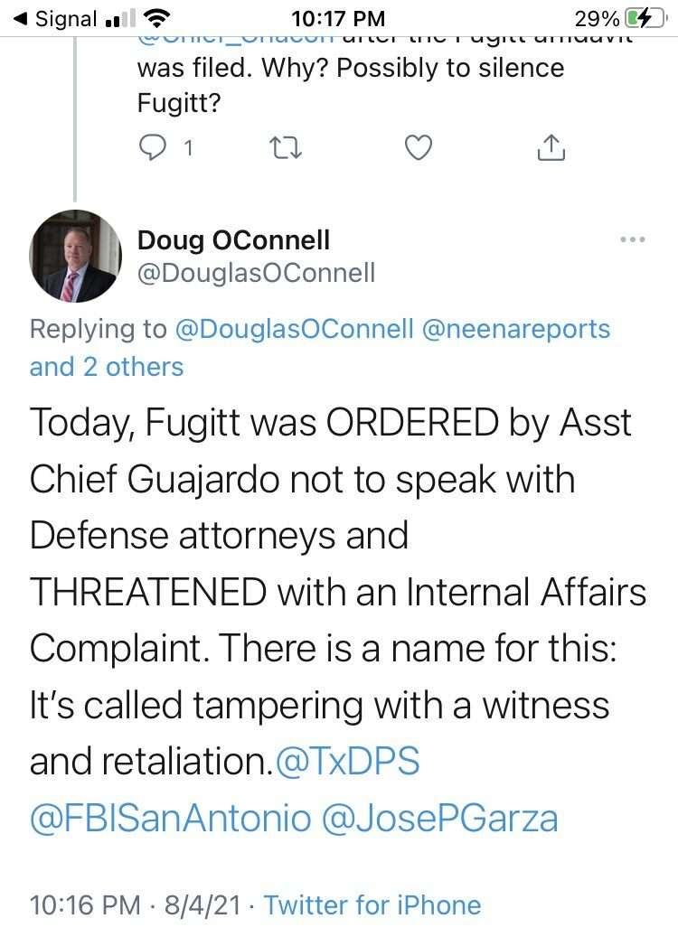 Texas Rangers May Be Investigating Witness Tampering Allegation Against Travis County's DA in Austin Protest Shooting Case 1