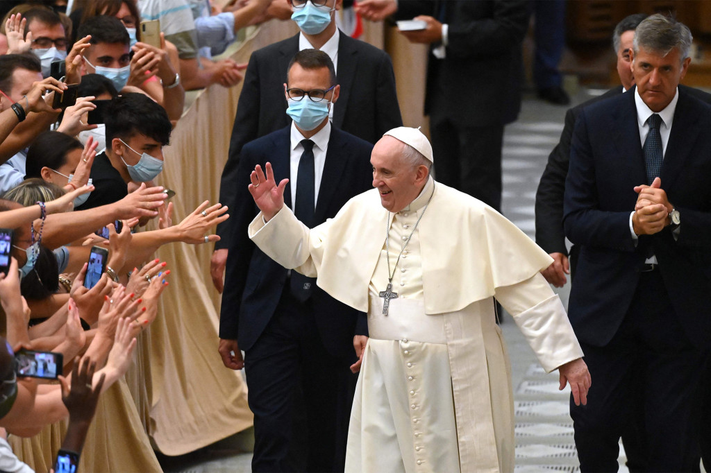 Pope Francis hypes COVID-19 vaccine as 'an act of love' in new PSA 1