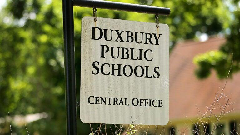 Duxbury schools report investigating 'untrue' claim that administrator sexually assaulted student 1