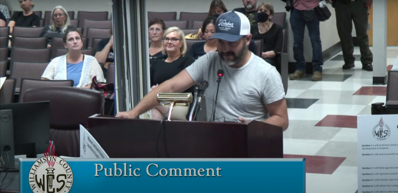Dad's Passionate Defense of Mask Mandates in Tennessee Schools Goes Viral 1
