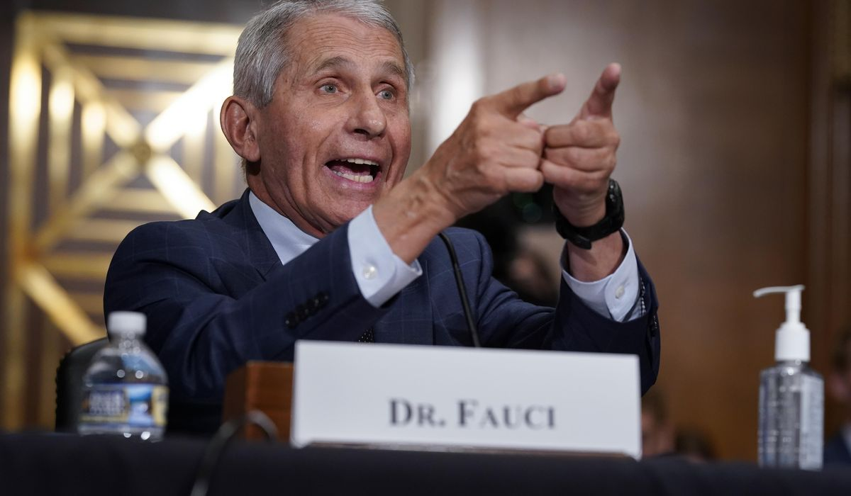 Rand Paul rips 'King Fauci' for 'whipping up' delta variant fear, mask 'pseudoscience' 1