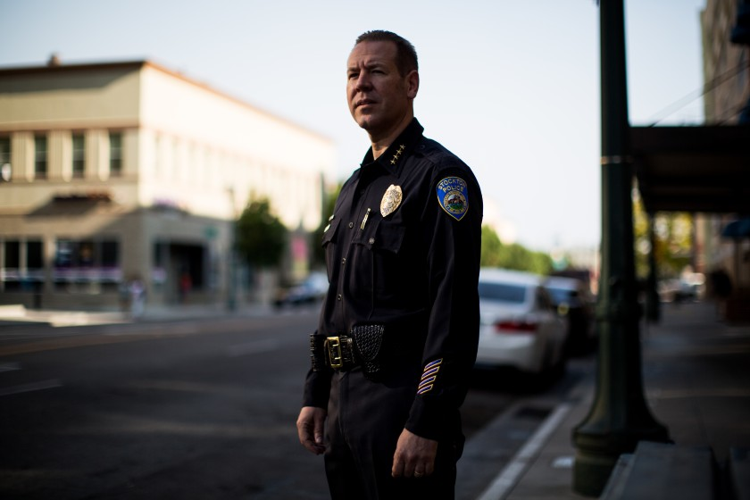 Two California police officers indicted in beating of Black teen in Stockton 1
