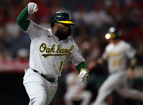 Oakland A's hang on to beat Los Angeles Angels in narrow victory, keep postseason window open 1