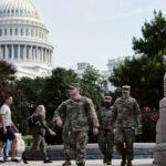 Washington, D.C., on Edge Over Protest of Jan. 6 Arrests 6