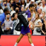 Novak Djokovic thought he heard 'booing' at the US Open as he starts his pursuit of history -- or did he? 8